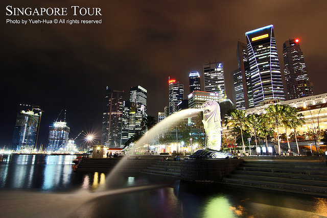 五件你可以在下雨的新加坡做的事