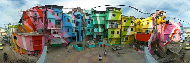 從另一個角度了解這座城市: 街頭藝術創作
