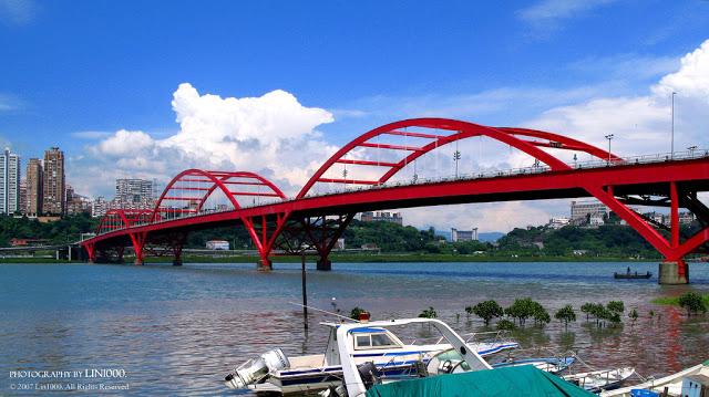 非拍不可!!特搜全台美橋,七座你必去的打卡景點