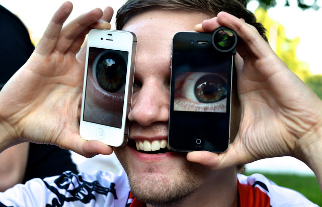 【旅遊好物】首發推薦 iPhone 拍照 Olloclip 鏡頭,超小好攜帶,拍起來也漂亮!