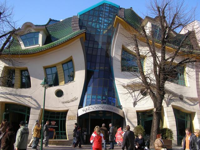 旅行者絕不能錯過的世界各種特殊建築物