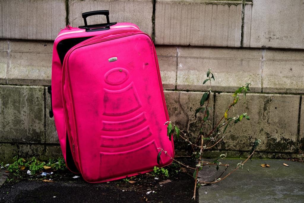 【旅遊好物】Trakdot 幫你追蹤你的行李!或是愛人 (誤)?