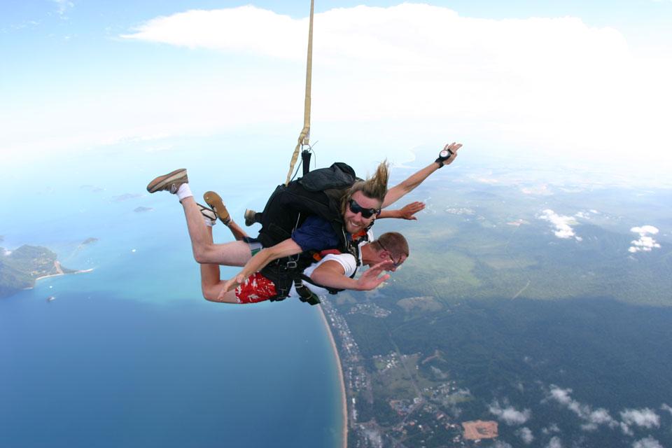 澳洲最棒的高空跳傘大整理