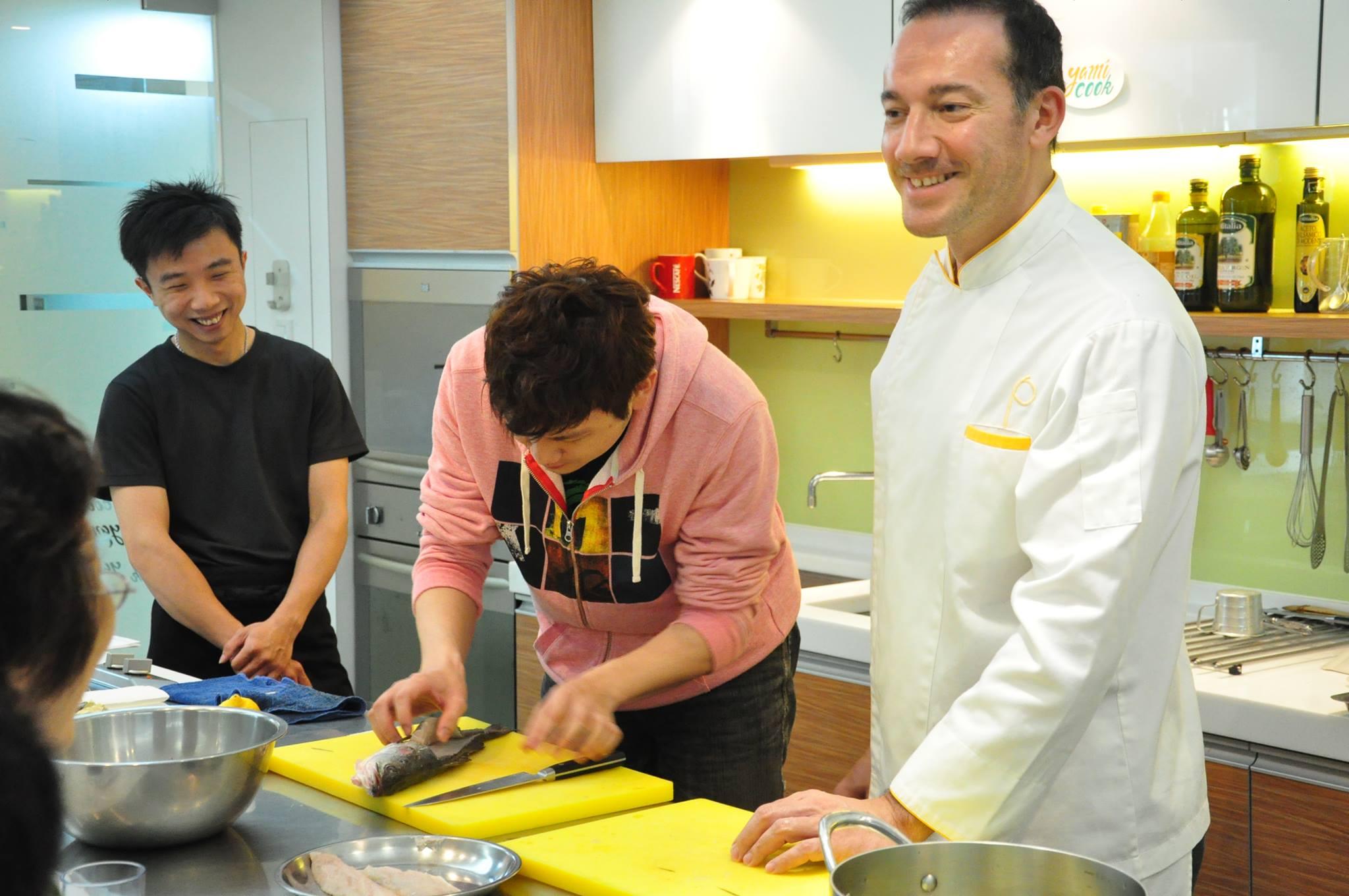 3 間在台北你絕不能錯過的廚藝教室 – 外國人教你做菜