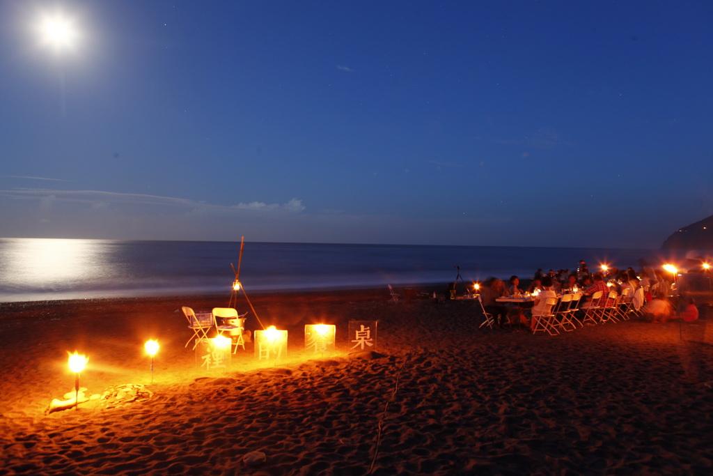 稻田裡的餐桌-南澳熱血海陸饗宴
