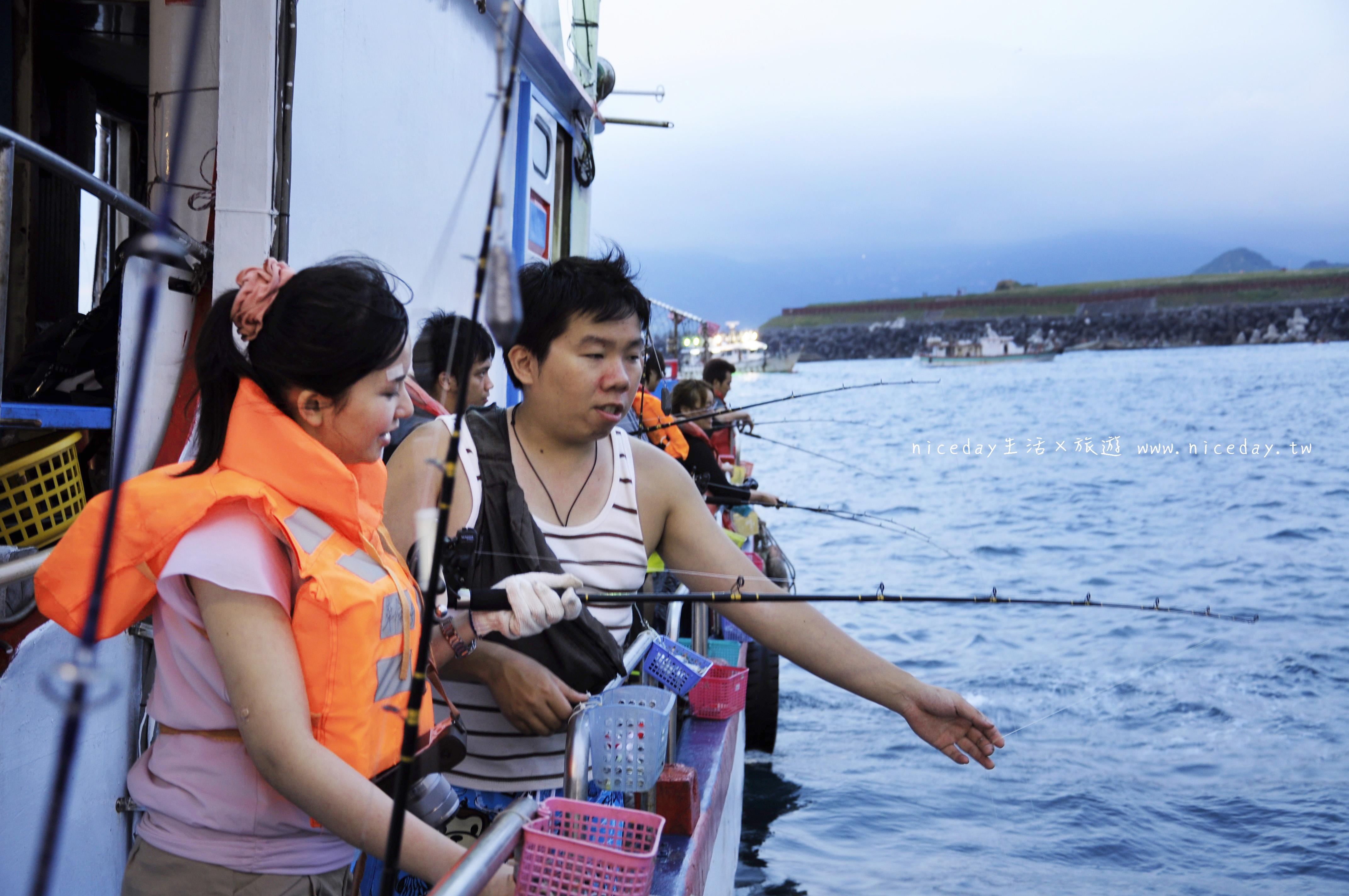 【基隆|夜釣體驗】碧砂漁港出發,海上梟雄白帶魚纏鬥記