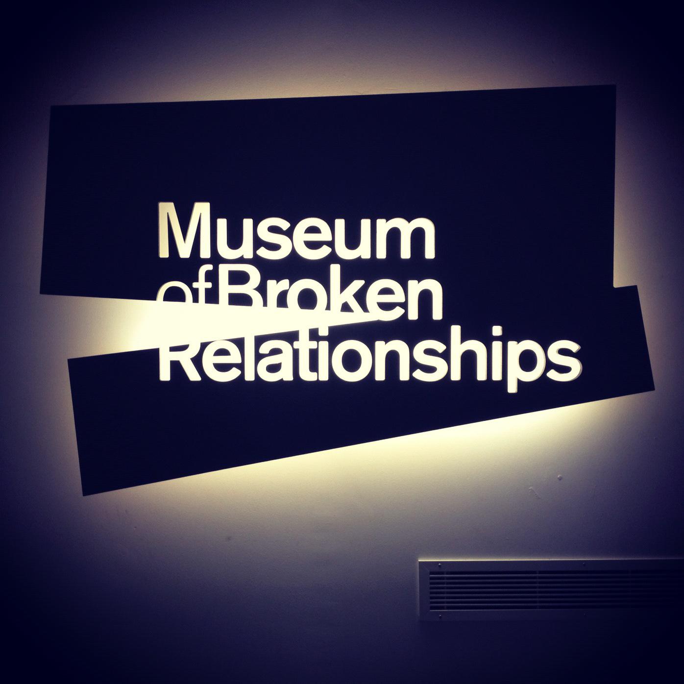 讓心碎有個紀念–失戀博物館