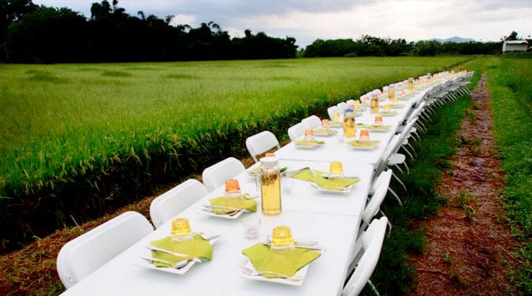 幸福果食–稻田裡的幸福微革命