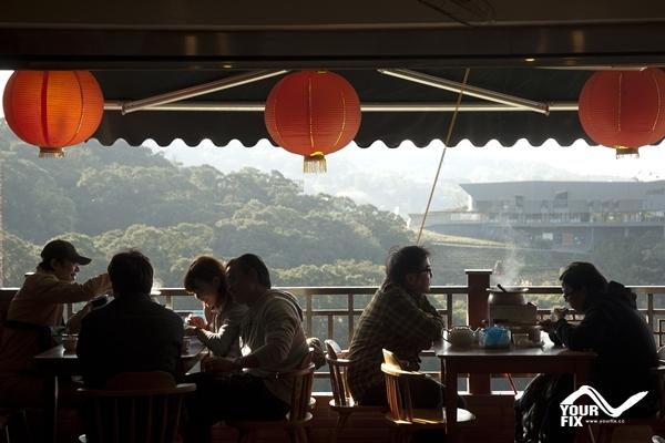 木柵貓空推薦:大茶壺餐廳