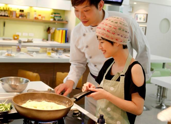 新手也學得會的金牌台式料理廚藝課!