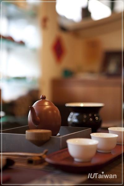 茶點茶食配好茶—適合介紹給外國友人的茶饌空間