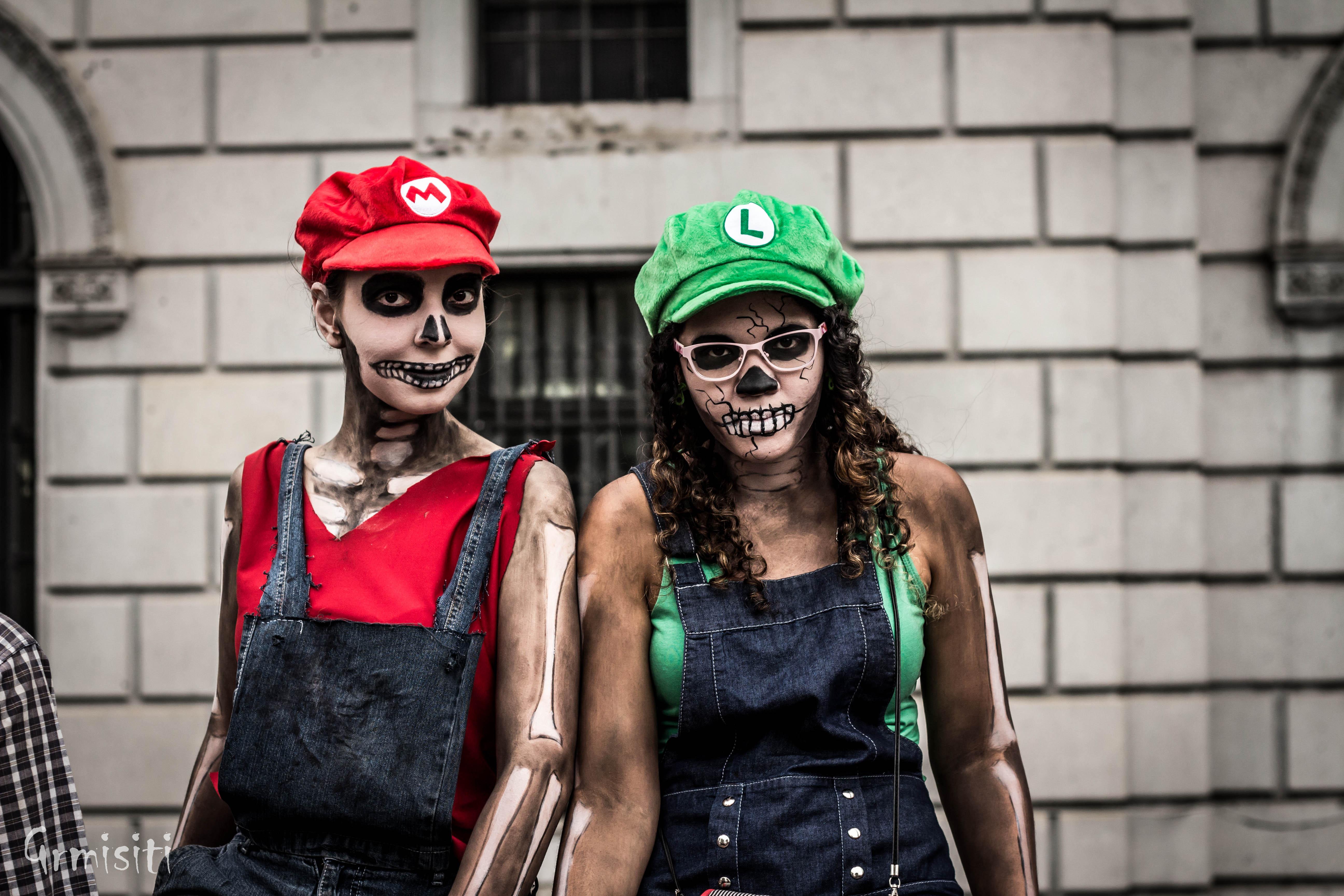 〔Halloween 系列〕就是要打殭屍?殭屍也要手癢 APP 一下