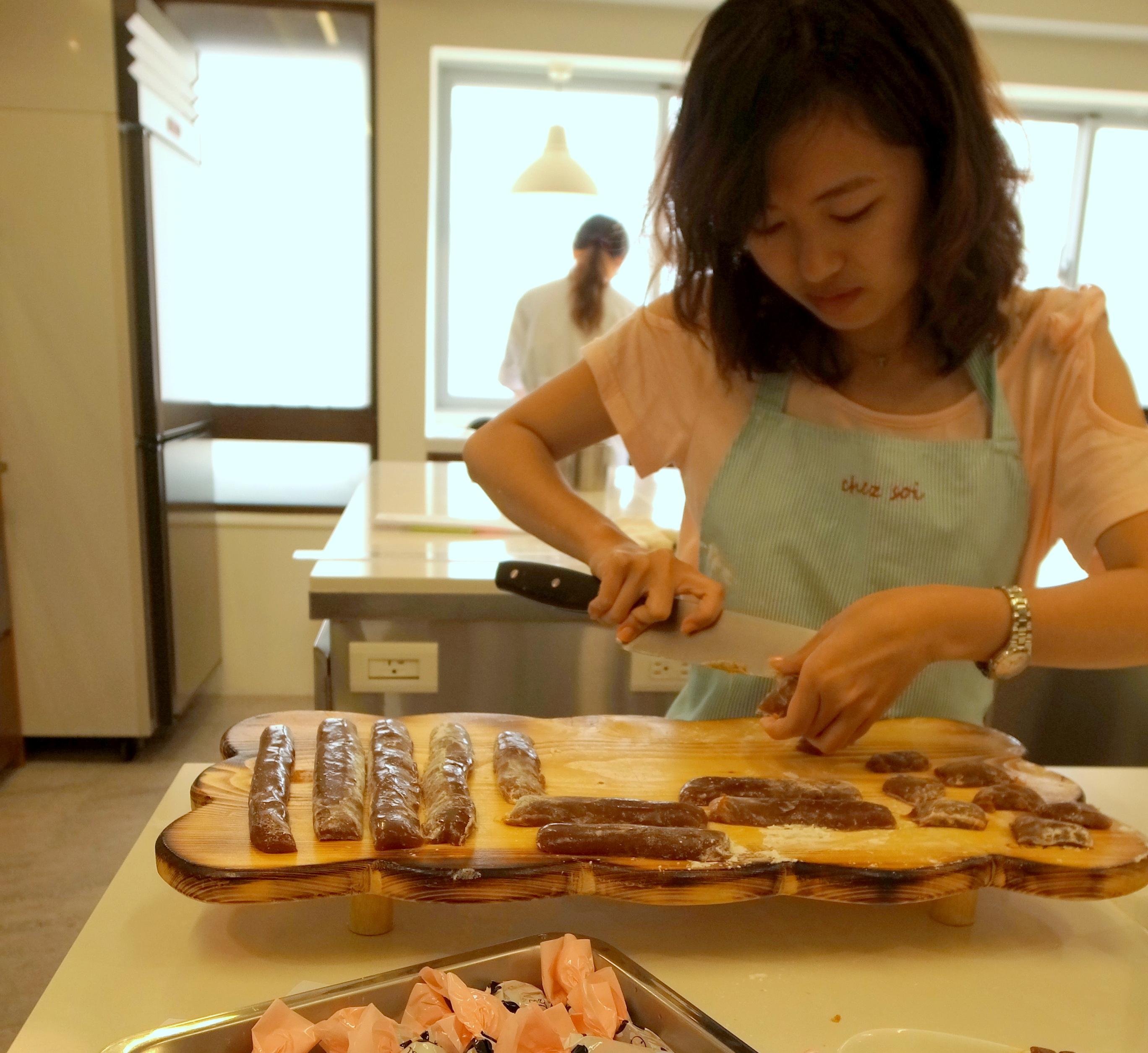 【甜點教室】女孩們的夢幻廚房