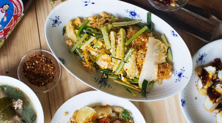 外國人教做菜之泰國雙囍饌