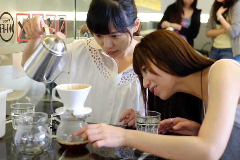 Gabee冠軍級的手沖咖啡,一玩就上癮!