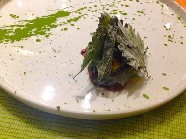 黃檸檬 驚喜不斷 義大利主廚的藝術家分子料理
