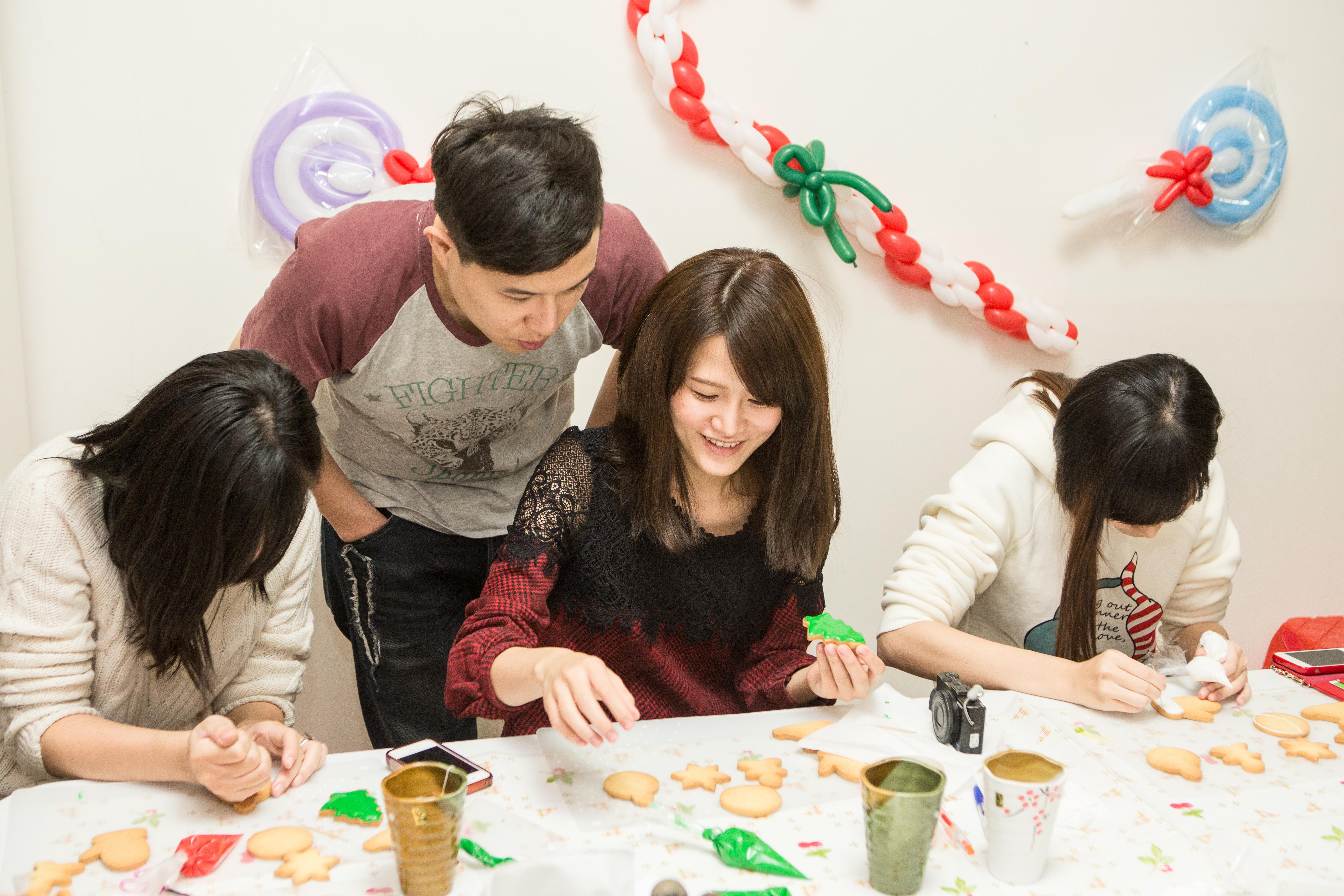 【台北玩樂】Niceday 耶誕糖霜彩繪♥.學起來,以後送禮不苦惱!