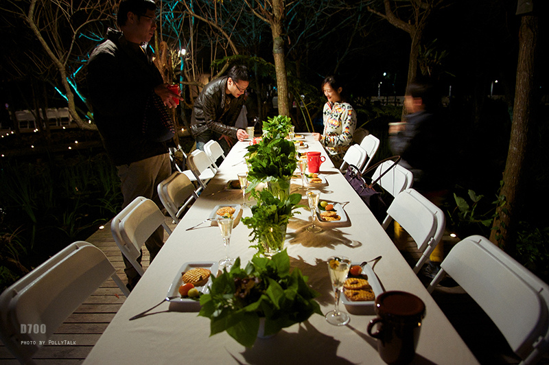 {{NicedayX幸福果食跨年趴}} 一場稻田裡的餐桌計劃,給了2015最美好的起始~
