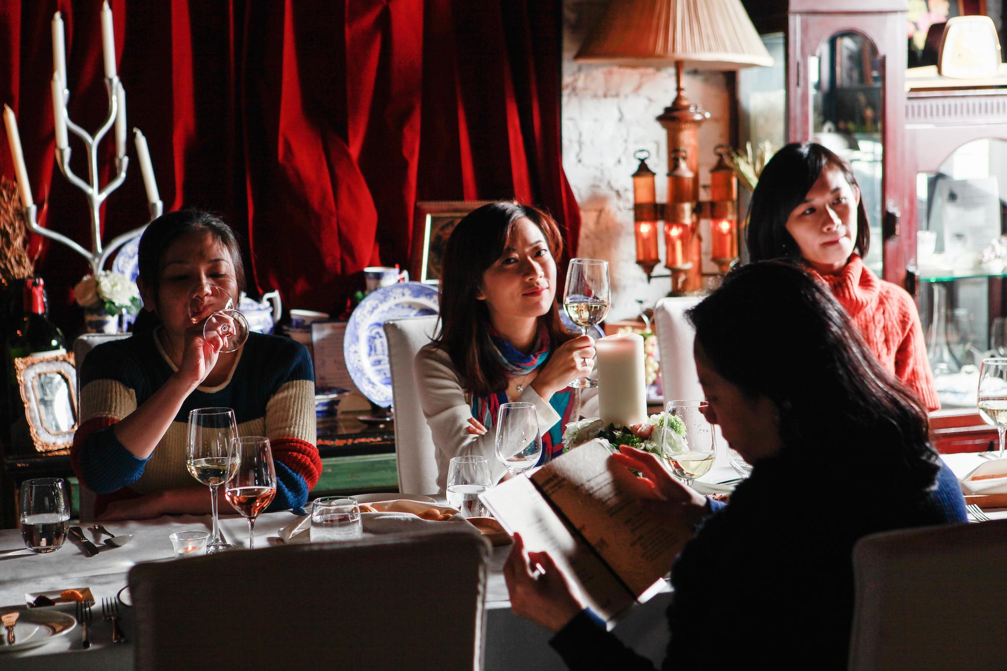 桂香私宅 – 低調奢華的餐酒晚宴