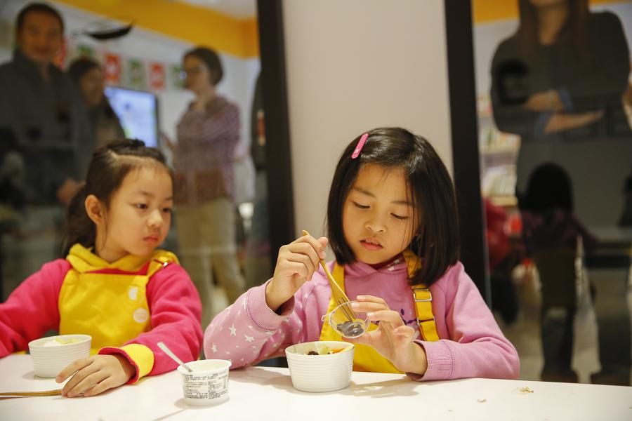 ❤Minicook幼兒廚藝新體驗~讓小朋友自己動手做料理