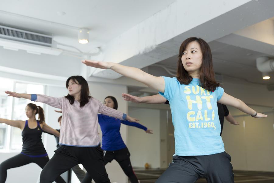 能用瑜珈提昇自己的身心靈 (不用千元喔)