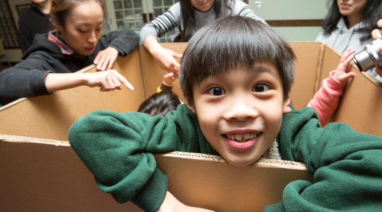 原來可以這樣玩!2015冬令營讓孩子探索世界!
