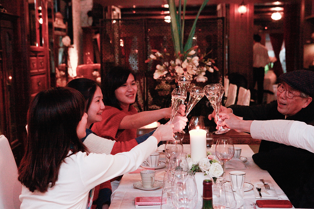 【Niceday 預約制私宅料理餐酒會】歐洲貴族般的饗宴。華麗美好!