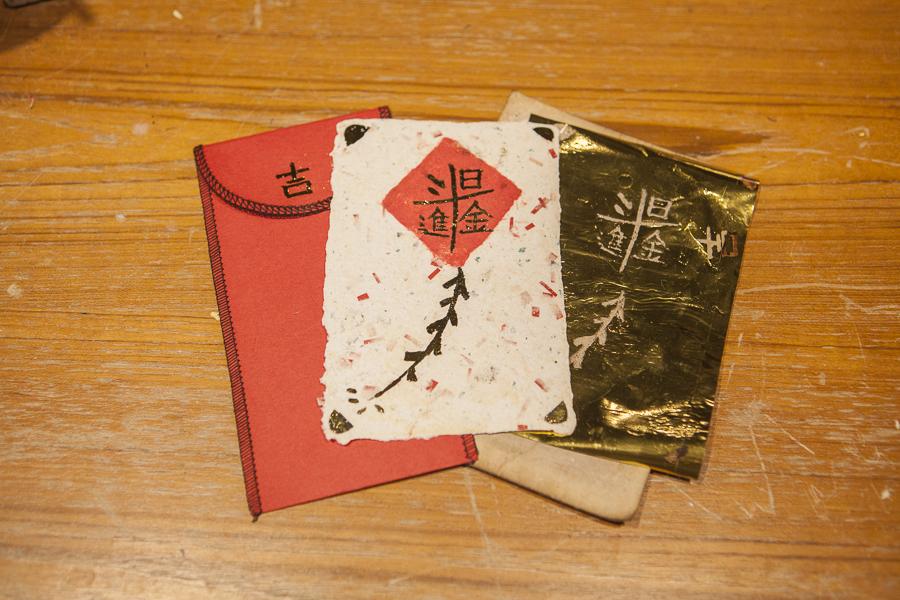 【Niceday手工紙設計】誠心誠意設計賀年卡、紅包袋,迎新年囉!