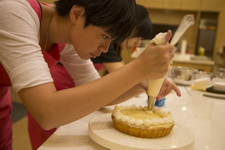 藍莓檸檬奶油塔初體驗,向甜點人獻上最高敬意 (Niceday 母親節限定課程)
