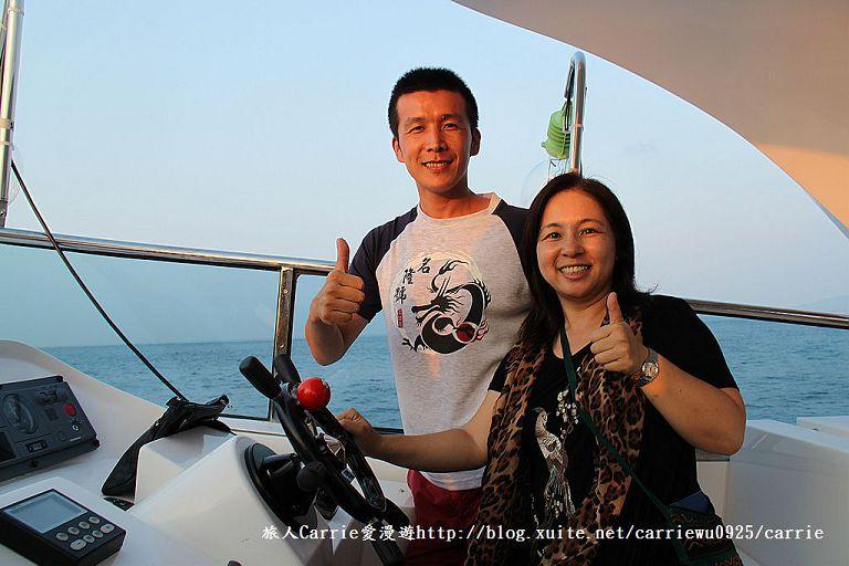【基隆碧砂漁港】名隆號海釣 化身富豪開遊艇還能帶回滿滿漁獲