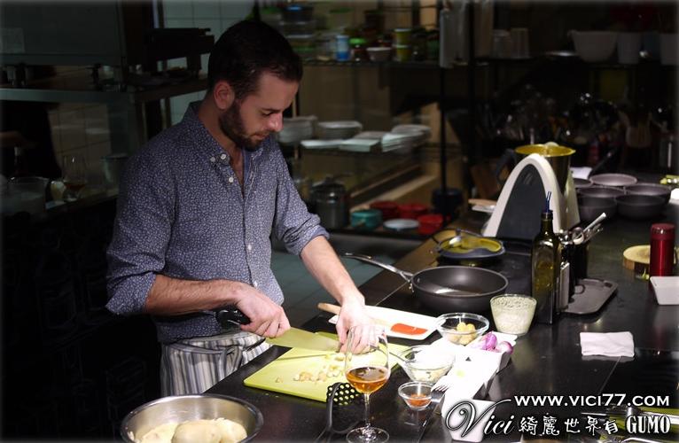 跟著外國主廚學做法國菜─鄉畔法國