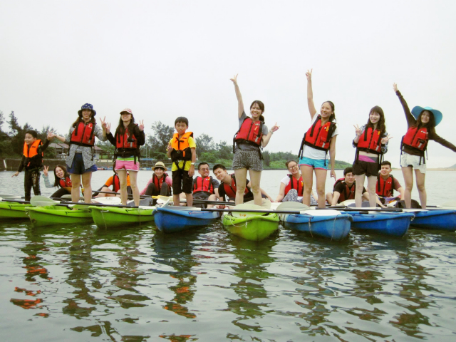 戶外玩樂|Niceday X 福隆獨木舟初體驗 ♥. 不用跑遠,一天就可以來玩獨木舟!