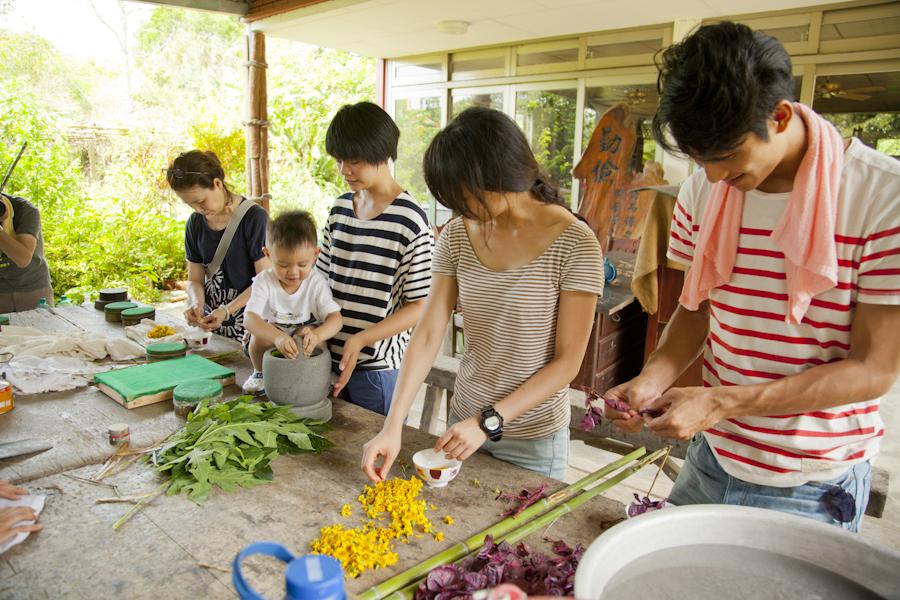造訪苗栗南庄 Day 1:農村生活原來不簡單!
