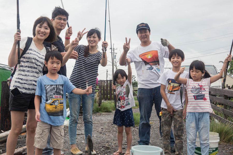 【NicedayX台南北門】最棒的親子遊體驗,騎單車、釣魚、拜訪鹽鄉、帶你看不一樣的北門