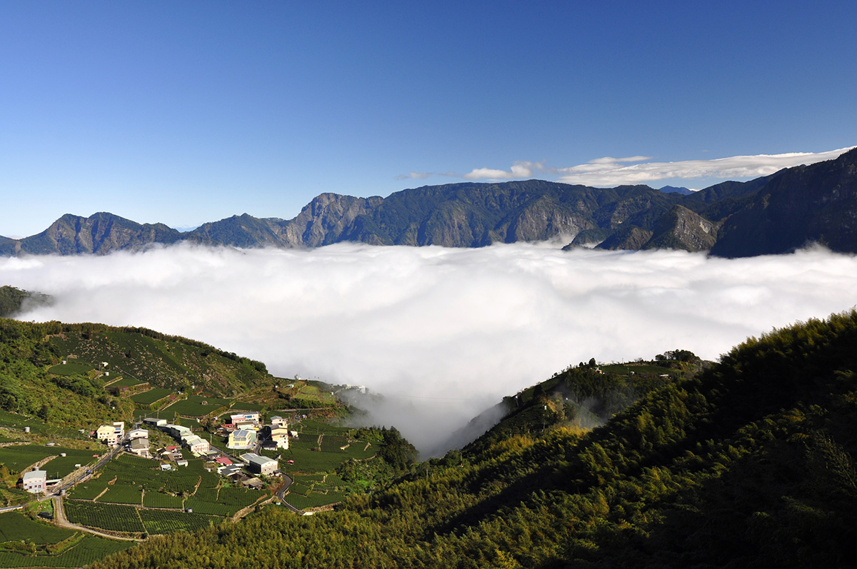 找尋最樸真與自然的感動──瑞峰太和休閒農業區、茶山村