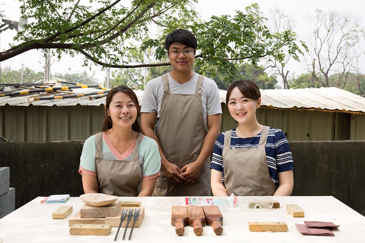 【自然生活工坊】來一趟雲林小冒險 台灣樟木木盤雕刻