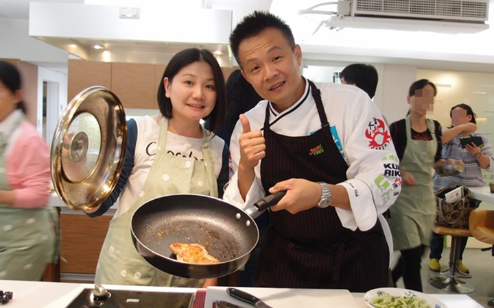 【Yamicook廚藝教室】跟蕭冠之師傅學料理,美味又健康的川湘菜不難耶!❤ Niceday玩體驗