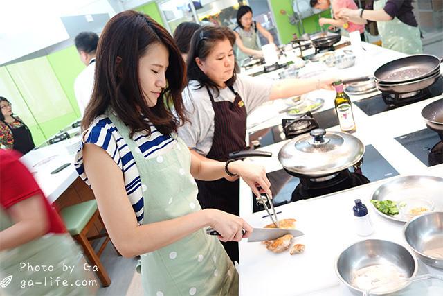 台北|Niceday X Yamicook 美食廚藝教室;美味川湘料理,學完記得多煮些白飯!