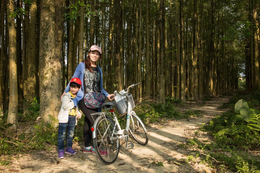 南投‧埔里一日遊。Niceday|騎著單車探訪秘境 原來埔里這麼美 (演習林/豐年靈芝菇類生態農場/Feeling18巧克力工房)