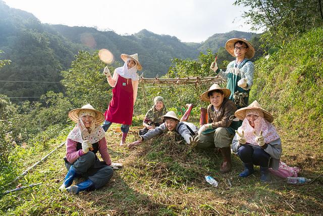 台北體驗|金瓜三號 山耕假期;用兩天一夜重新認識坪林