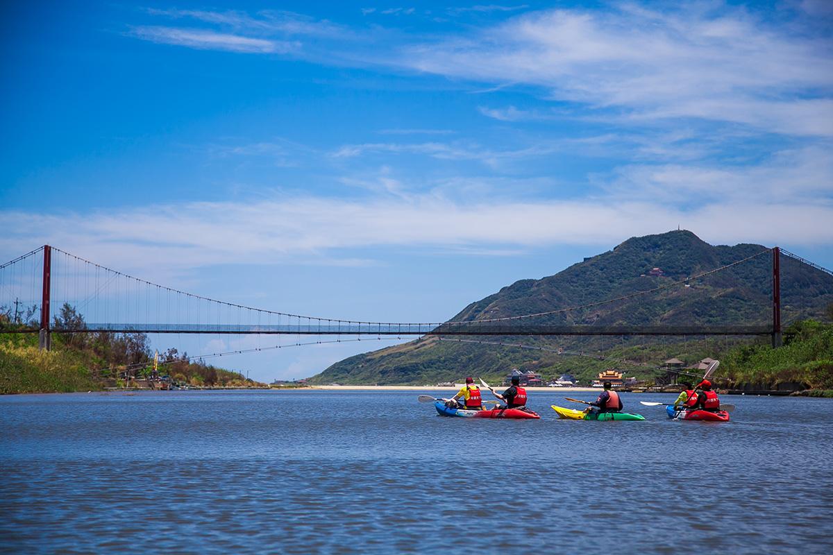 【福隆東北角|獨木舟初體驗】一起來舟遊天下吧!
