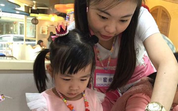 (親子DIY)bebé caramelo 彩糖貝貝親子班,手作貝貝公主系列-長髮公主與寶石戒指