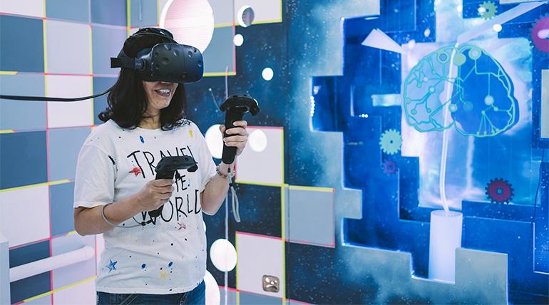 【體驗開箱】VR 實境解謎遊戲:潛往___