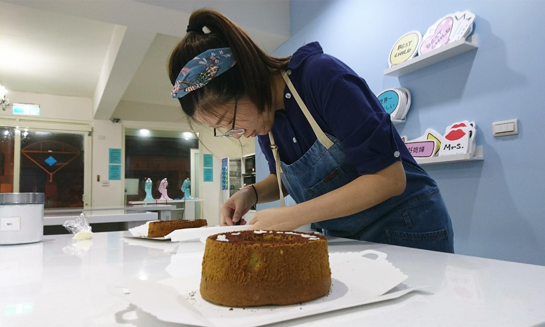 【Welcome Bake|台北手做蛋糕】來場甜蜜的烘焙約會!