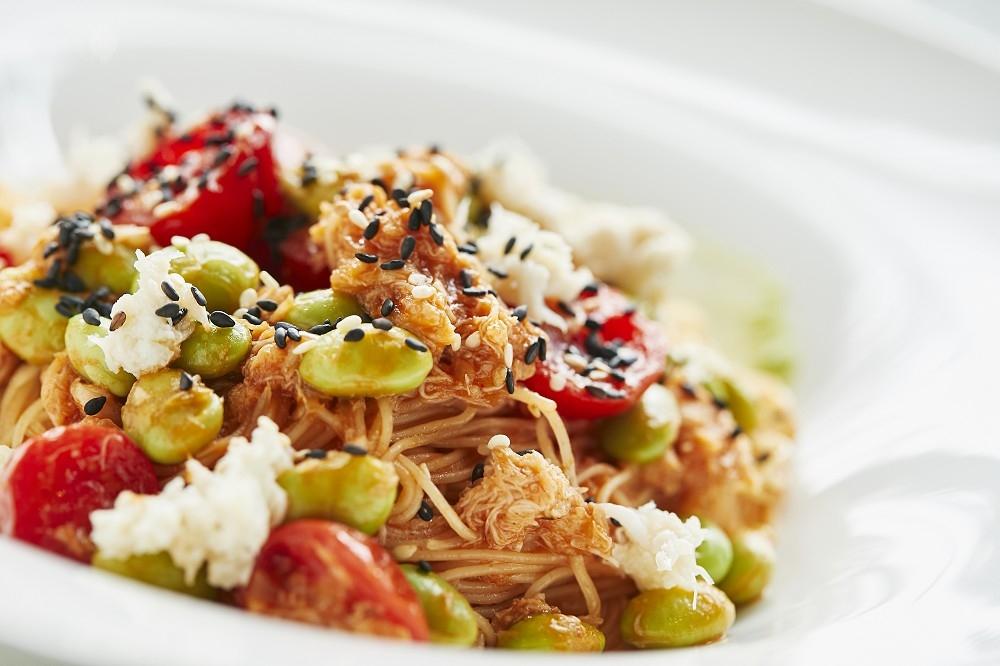 創意Fusion蟹料理7品    奢華食材混搭出迷人新風味
