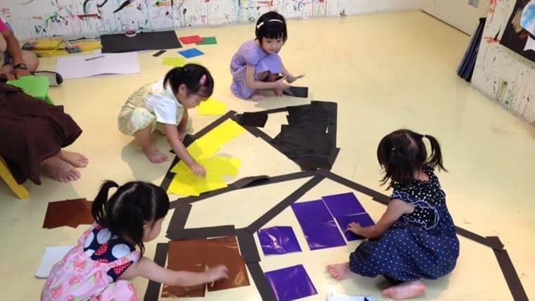 【1.5~6歲】幼兒美術課,玩出創意的翅膀