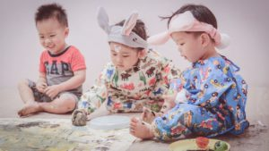 【1~2.5歲】Sensory 嬰幼兒五感|感覺統合體驗