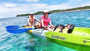 澎湖獨木舟體驗