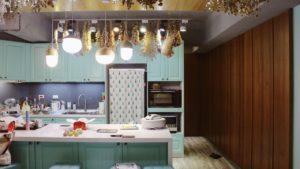 甘杯甜點料理室環境
