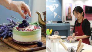 甜空姐|一日空姐體驗+蛋糕烘焙 DIY
